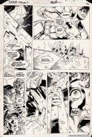 Batman Special #1 p 37 (1984) Comic Art