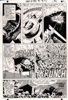 Our Army at War #214 Last Page (1969) Comic Art