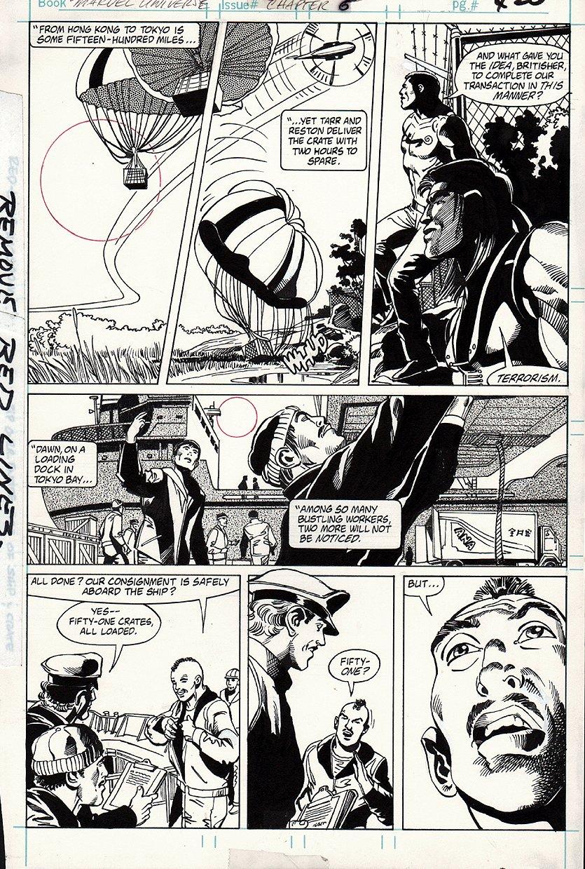 Marvel Comics Presents #31 p 4 (1988)