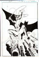 Catwoman #36 Cover (2004) Comic Art