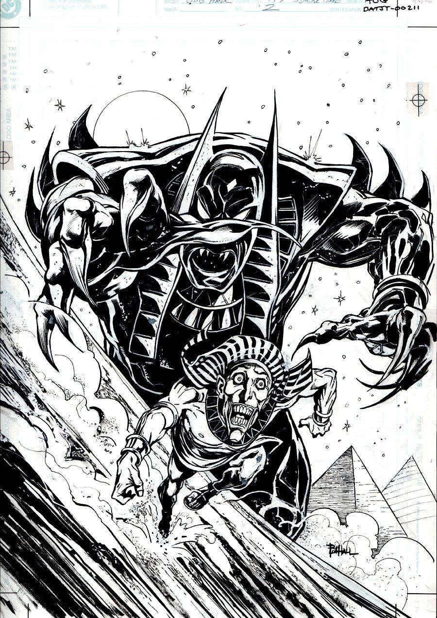 Batman: Joker Time #2 Cover (2000)
