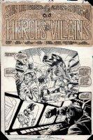 Amazing Spider-Man Annual #17 p 1 SPLASH (1983) Comic Art