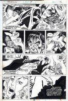 Giant-Size Dracula Issue 4 Page 36 (1974) Comic Art