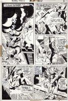 Wonder Woman #204 p 6 (LAST NON-SUPER POWERED WW ISSUE!) 1972 Comic Art