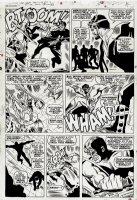 Avengers #39 p 18 (Large Art) 1966 Comic Art
