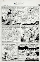 Tales of Suspense #66 p 10 (Large Art) 1964 Comic Art