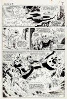 Tales of Suspense #66 p 5 Half SPLASH (Large Art) 1964 Comic Art