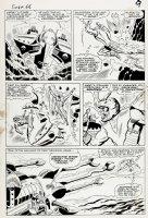 Tales of Suspense #66 p 7 (Large Art) 1964 Comic Art