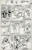 Tales of Suspense #67 p 11 (Large Art) 1965 Comic Art