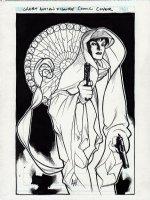 Ghost Cover Art (1998) Comic Art