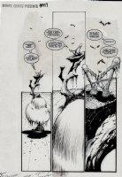 Marvel Comics Presents #117 p 5 (1992) Comic Art