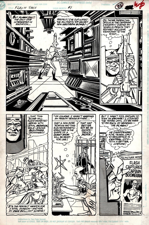 Flash Special #1 p 3 (1990)