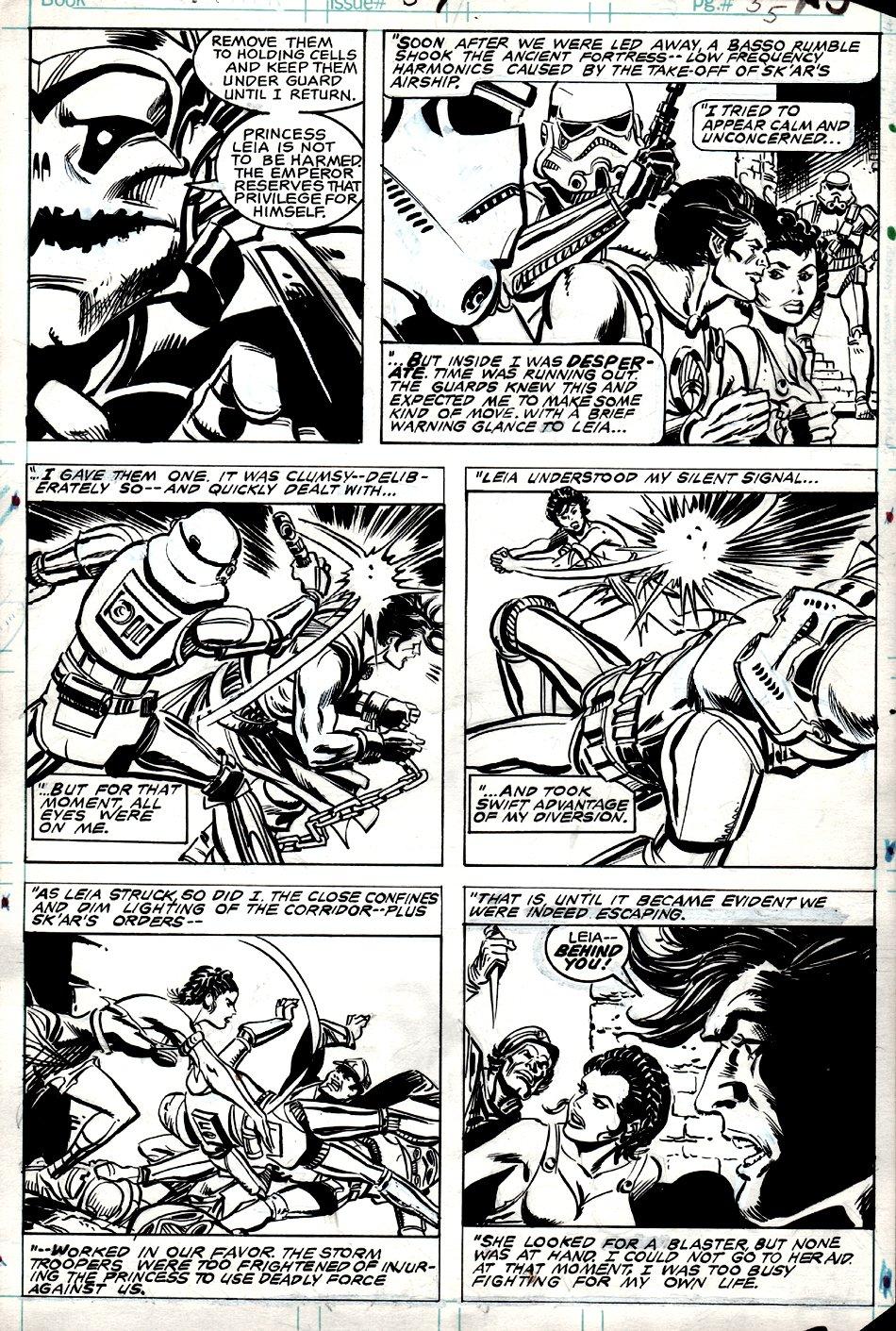 Star Wars #54 p 5 (1981)