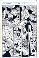 Uncanny X-Men #263 p 9 (1990)  Comic Art