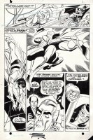 Batman #208 p 4 (1968) Comic Art