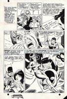 Batman #208 p 5 (1968) Comic Art