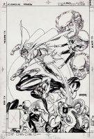 DC Comics Presents #60 Cover (1983) Comic Art