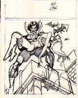 Fear #31 Cover Mockup (1975) Comic Art