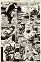 Conan Giant-Size Issue 2 Page 36 (1974) Comic Art