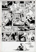 Incredible Hulk #383 p 24 (1991) Comic Art