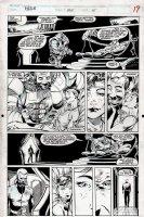 Incredible Hulk #395 p 19 (1992) Comic Art