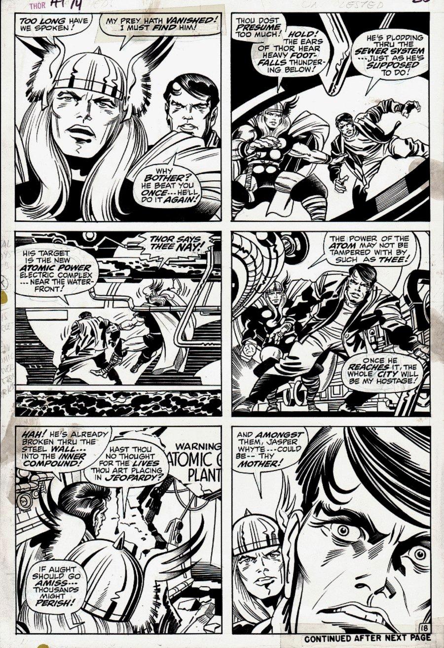 Thor #174 p 18 (1969)