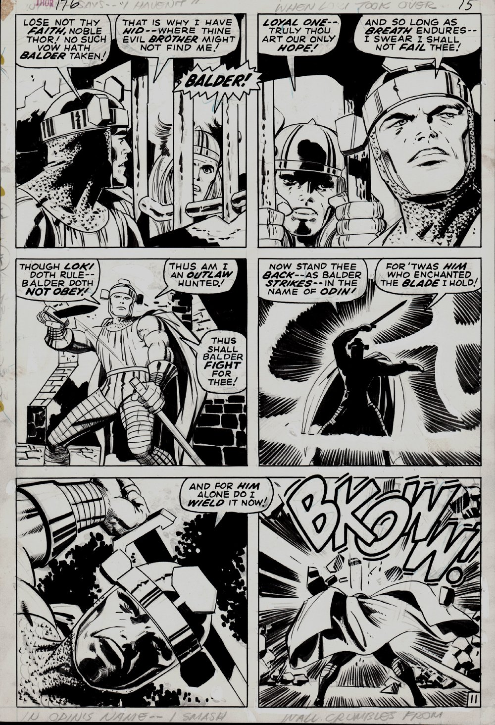 Thor #176 p 11 (1969)