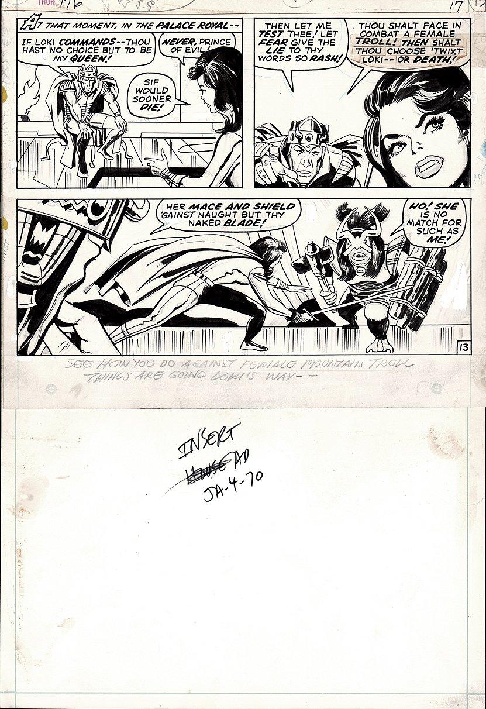 Thor #176 p 13 (1969)