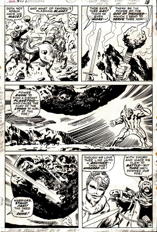 Thor #177 p 14 (1970)