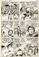 Amazing Adventures #2 p 7 (1970) Comic Art