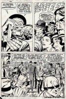Fantastic Four #95 p 9 (1969) Comic Art