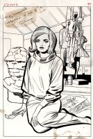 Fantastic Four Annual #2 PINUP (Large Art) 1964 Comic Art