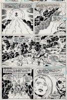 Kamandi #36 p 3 (1975) Comic Art