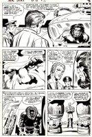 The New Gods #11 p 2 (1972) Comic Art