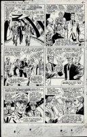 Strange Tales #146 p 4 (Large Art) 1966 Comic Art