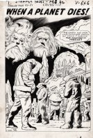 Strange Tales #97 p 1 SPLASH (Large Art) 1962 Comic Art