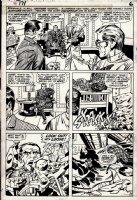 Thor #171 p 5 (1969) Comic Art