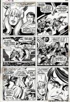 Thor #174 p 18 (1969) Comic Art