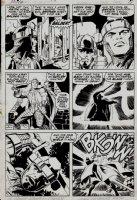 Thor #176 p 11 (1969) Comic Art