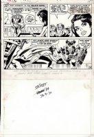 Thor #176 p 13 (1969) Comic Art