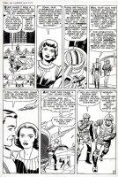 Tales of Suspense #23 p 2 (Large Art) 1961 Comic Art