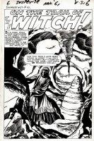 Tales of Suspense #27 p 1 SPLASH (Large Art) 1961 Comic Art