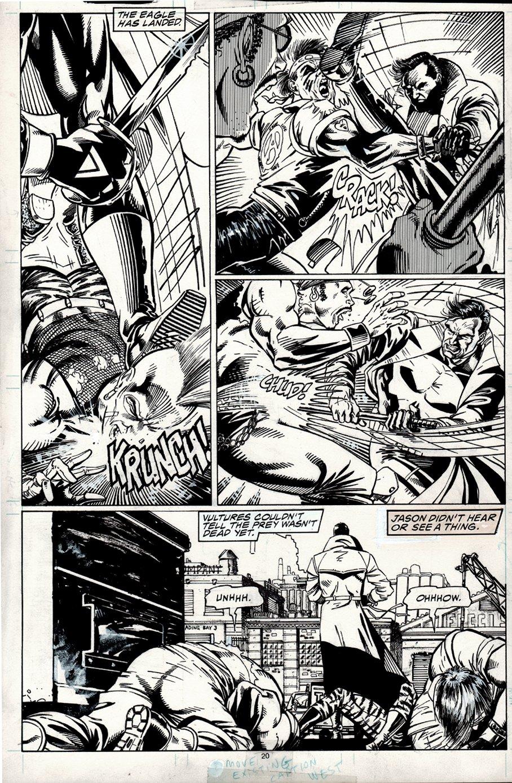 Punisher War Journal #2 p 20 (1988)