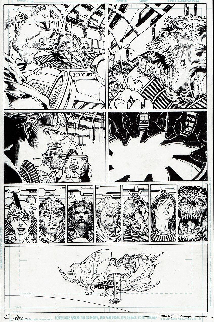 Suicide Squad #1 p 8 (2016)