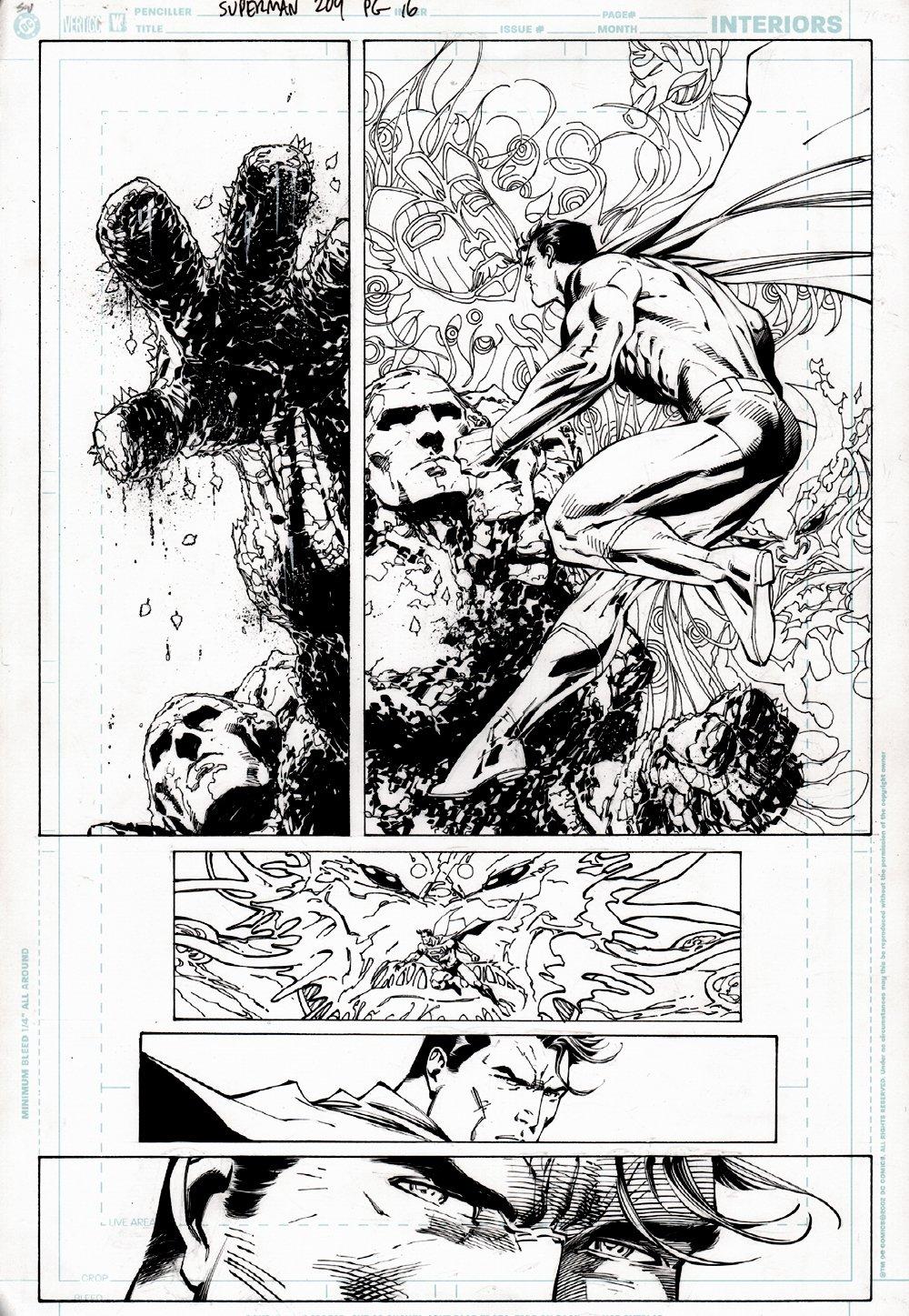 Superman #209 p 16 (2004)