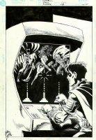 Celebrate the Century #9 Cover (2000)  Comic Art