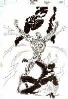 Flash #155 Cover (2000) Comic Art