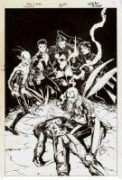 Legion #34 Cover (2004)  Comic Art