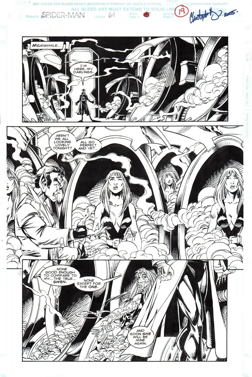 Spider-Man #61 p 19 (1995)