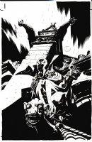 Spawn #100 Cover (2000) Comic Art